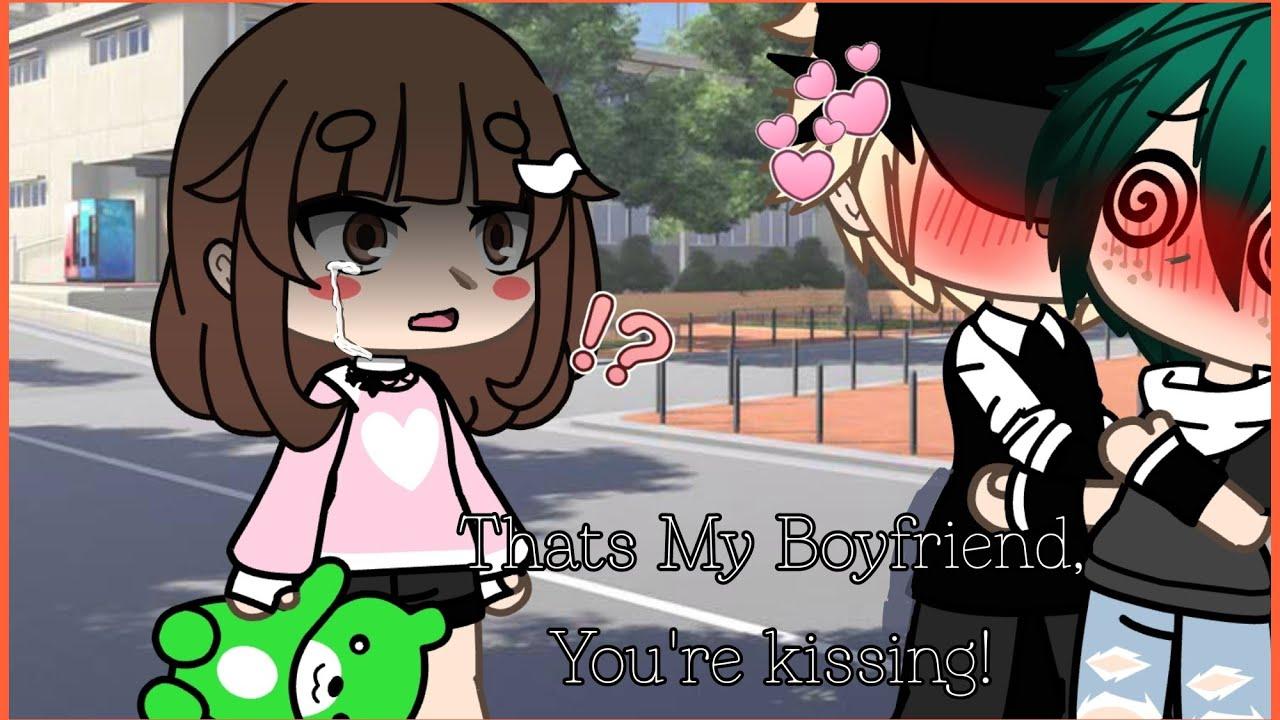 That's my boyfriend you're kissing..!   + Plot Twist 💸💖   BkDk & IzuOcha(?)   •butterfly•  