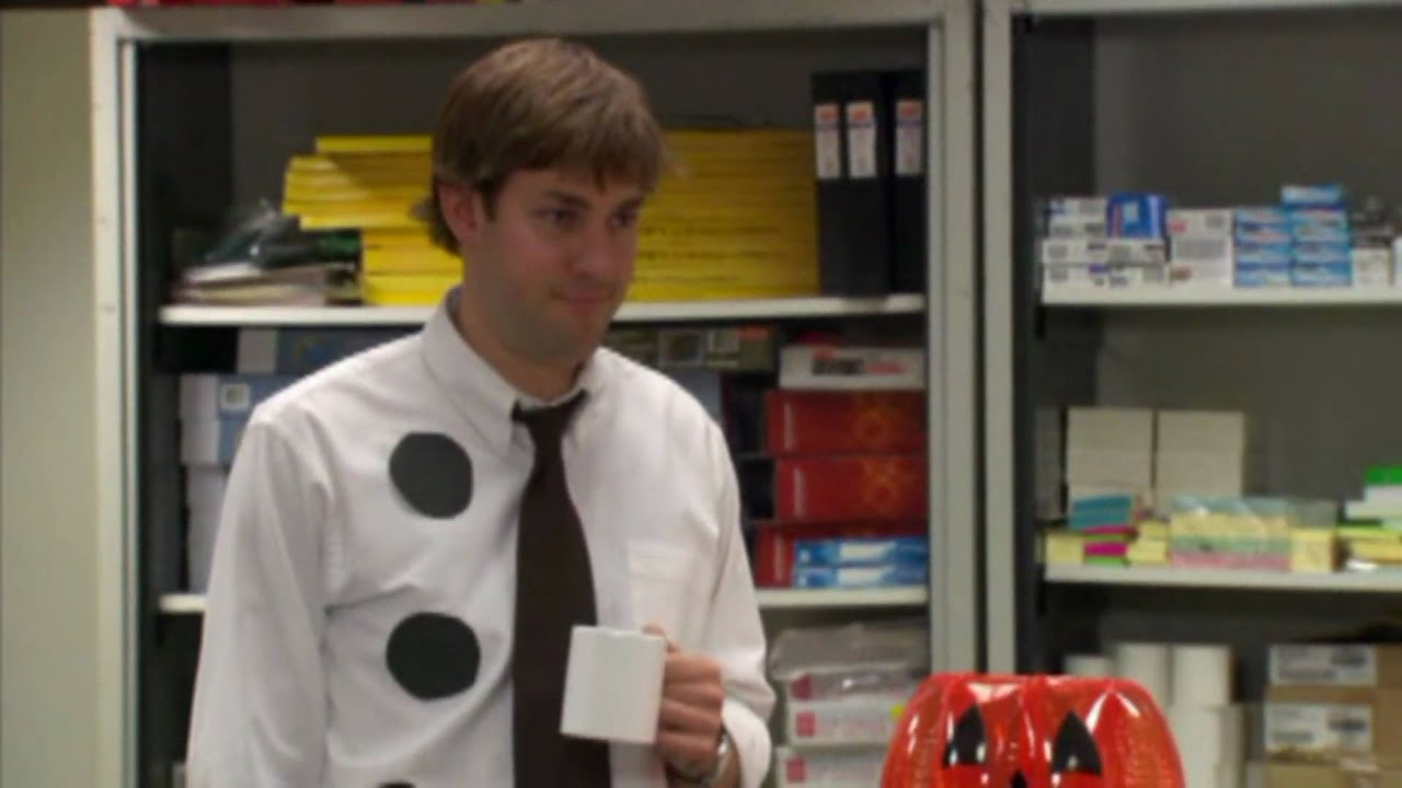 The Office: Dwight - Halloweed - The Sith Lord - Star Wars - YouTube