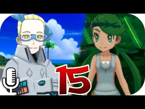 ¡La PRUEBA de #Lulú!   ☀️ Pokémon SOL & LUNA🌙   Ep. 15 con -ALEX-