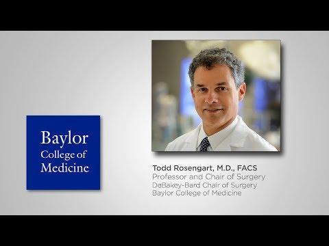 Why Choose Baylor College of Medicine? - Dr. Todd K. Rosengart