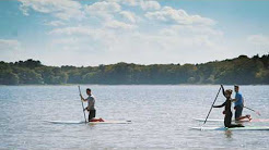 Chasing the Sun: L.L.Bean Outdoor Discovery School – Paddleboarding