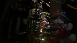 Carnavales de sangayaico tincocc Ullpacc Familia cabrera 1