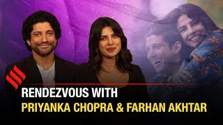 Priyanka Chopra and Farhan Akhtar share why The Sky Is Pink is special