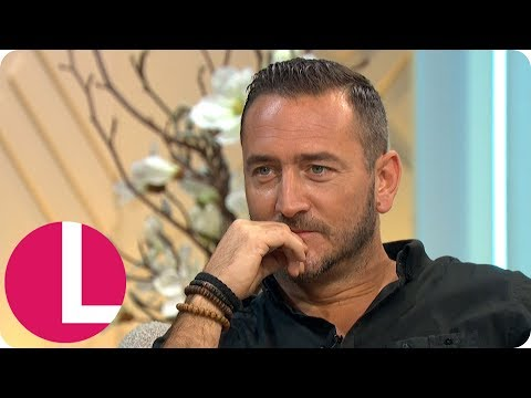Will Mellor Says There Was a Real Crime on the Set of 'No Offence'  Lorraine