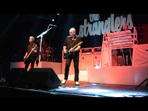 Stranglers live @ O2 Academy Newcastle March 2016