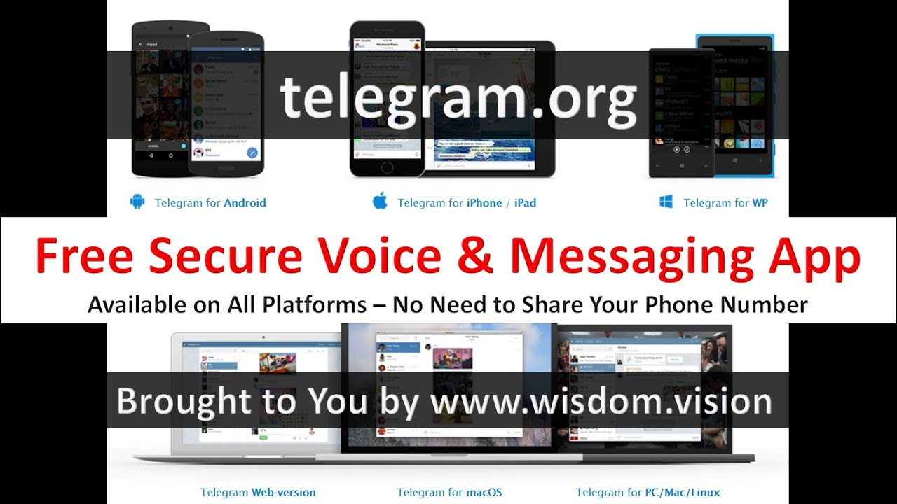 Why You Should Use the Telegram org Free Secure Voice and Messaging App