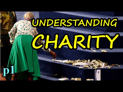 Biblical Definitions of Charity 1/3 | 10-25-15