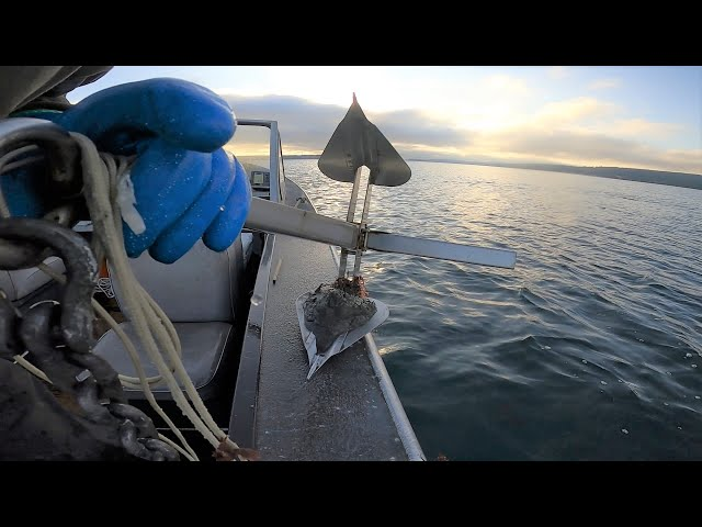 Northill Anchor Test and Modification.  Anchor Video #93