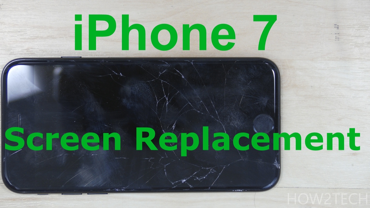 finest selection 98fe7 f9d3d iPhone 7 Screen Replacement - Disassembly