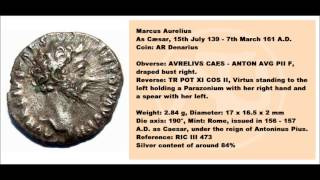 Roman Coins: The Denarius