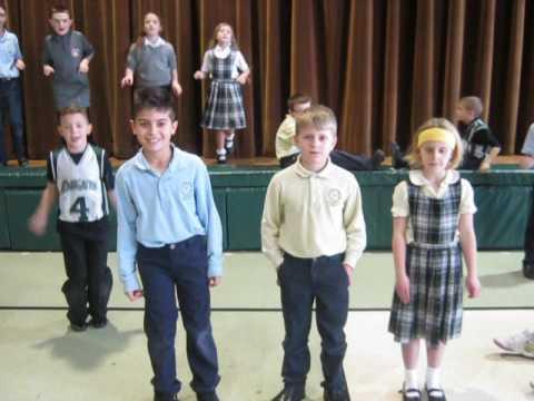 SFTH Movement Contest 2017 St. Columbkille School