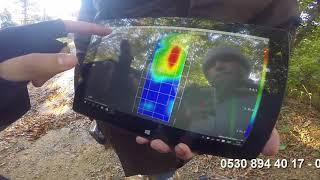 Görüntülü Dedektör Conrad Pro 900 Arazi Testi - Görüntülü Dedektör Nasıl Kullanılır ?