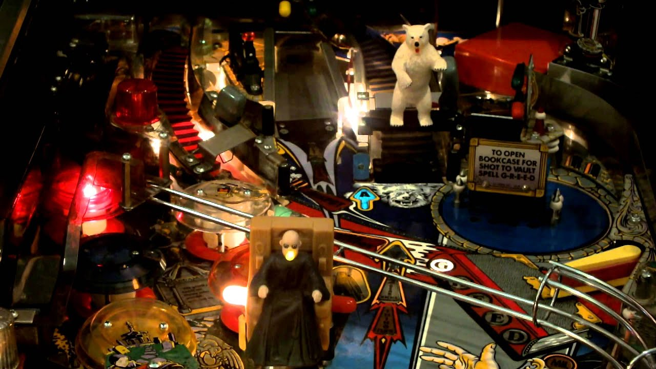 The Addams Family Pinball Machine Mods Accessories From