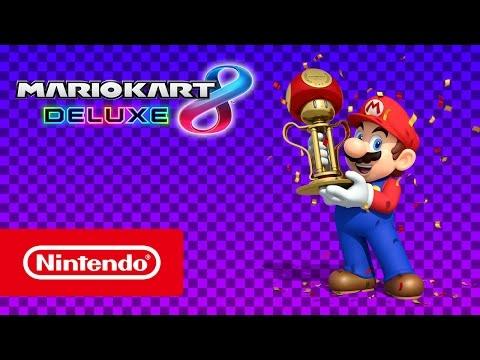 Mario Kart 8 Deluxe - Tráiler de críticas (Nintendo Switch)