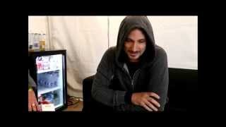 GOJIRA: STHLM Fields 2014 - open-hearted interview with Joe Duplantier