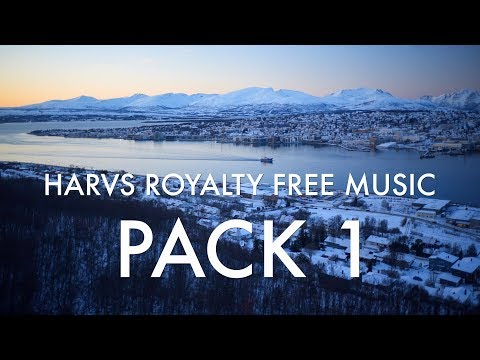Harvs Royalty Free Music | Pack 1 Preview