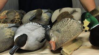 Avery GHG Fully Flocked Decoys