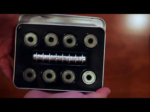 Twincam ILQ 9 unboxing & test vs ABEC 9