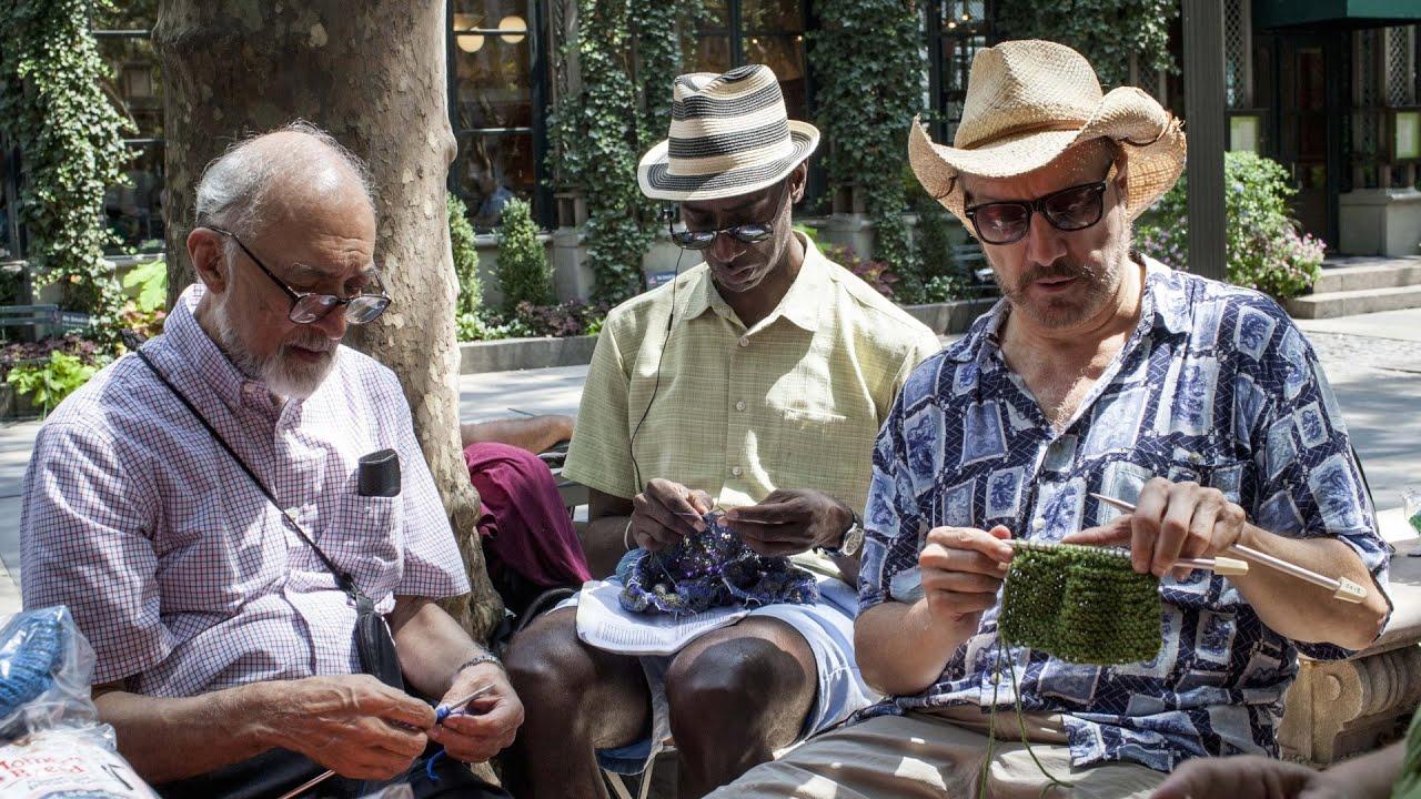 Knitting Man : Crafty men find community in knitting youtube