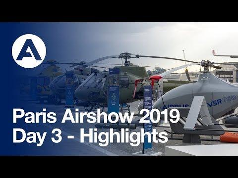 Paris Airshow 2019: Day 3 - Highlights