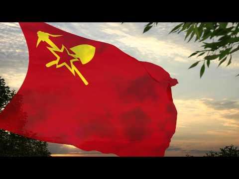 Alaska SSR - Flag and Anthem
