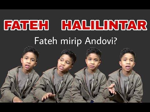 FATEH HALILINTAR MIRIP ANDOVI?