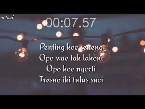 Penting Koe Seneng Story Wa Ambyar Xaluna Cover By Widya Linuk