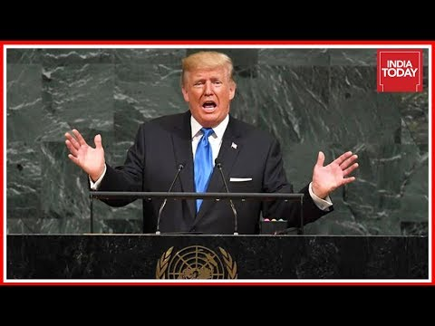 Donald Trump Vows To Totally Destroy North Korea