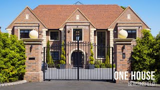 One House - A Stunning Contemporary New Build Home - Beaconsfield UK
