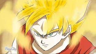 Flipaclip Animation - Goku V.S. Evil Gohan