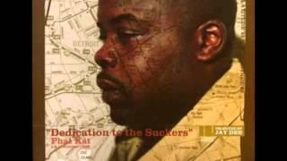 Phat Kat - Dedication To The Suckers (J Dilla Instrumental)