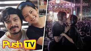 'Legit na pangmatagalan': Kean marks 5th anniversary with friend-turned-wife Chynna | Push TV