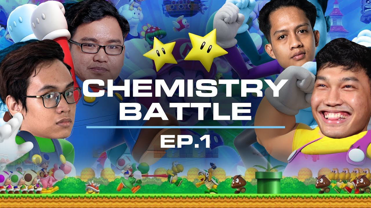 Download CHEMISTRY BATTLE EP.1 : EVOS FREE FIRE VS EVOS ML ACADEMY