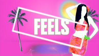 Just Dance 2018: Feels by Calvin Harris ft. Pharrell Williams, Katy Perry, Big Sean - Fanmade Mashup