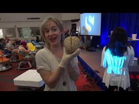 Singularity University Students Go into the Brain