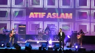 Tera Hone Laga hoon  - Atif Aslam in Los Angeles Nov 2015