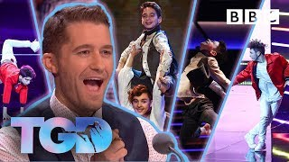 James and Oliver's incredible journey to the final | The Greatest Dancer - BBC