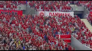 Футбол Англия Дания Прямая трансляция