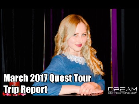 Live Trip Report from The March 2017 Quest Romance Tour