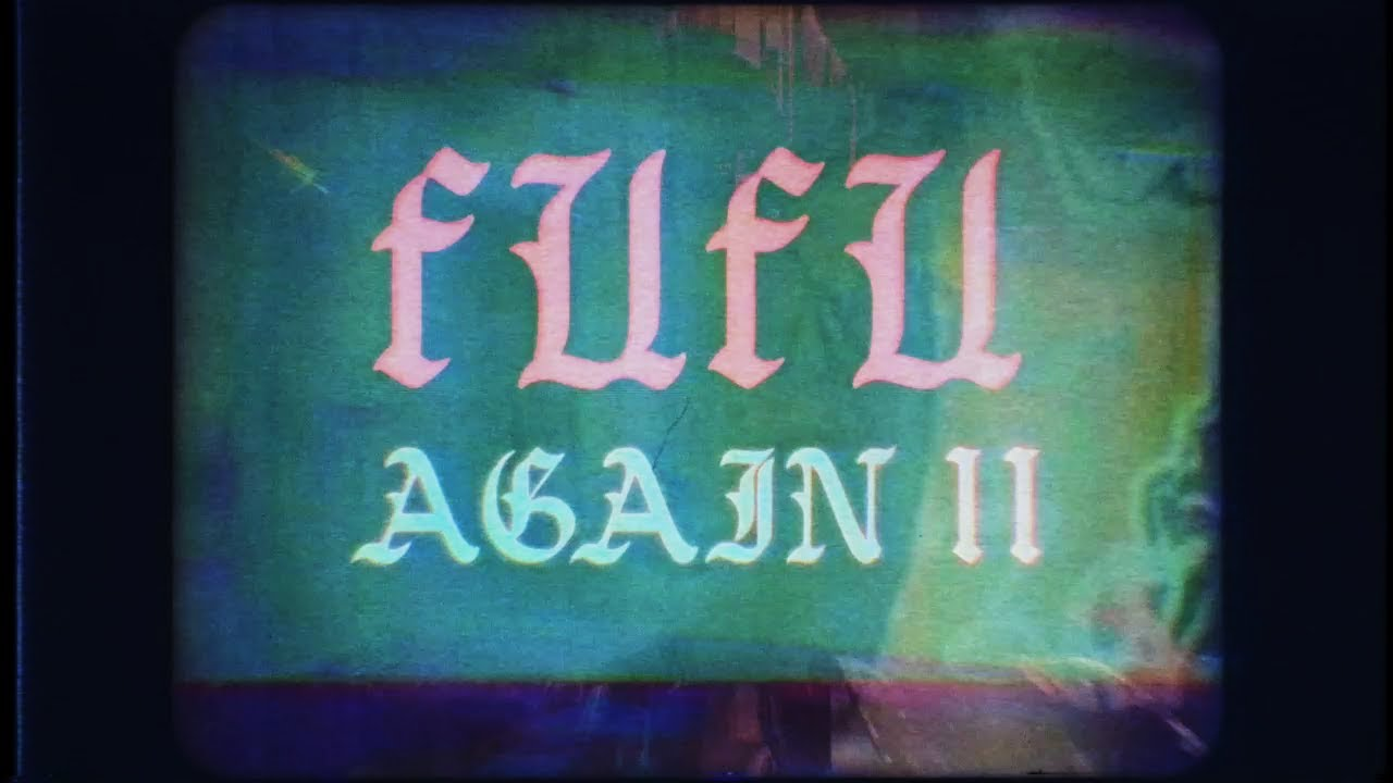 FUFU - AGAIN II (Official Lyric Video)
