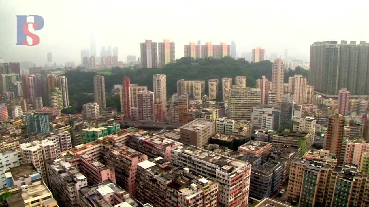 啟晴邨單身公屋設計方案 - YouTube