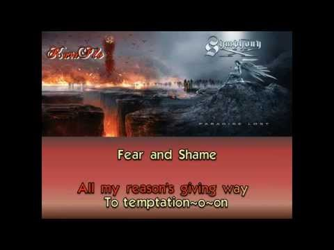 Symphony X - The Sacrifice -  Karaoke (Lyrics) - Instrumental - HD