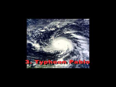 10 Most Catastrophic Typhoons that Struck the Philippines