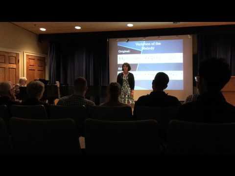 Claire Ahsur & Abby Moran Presentation