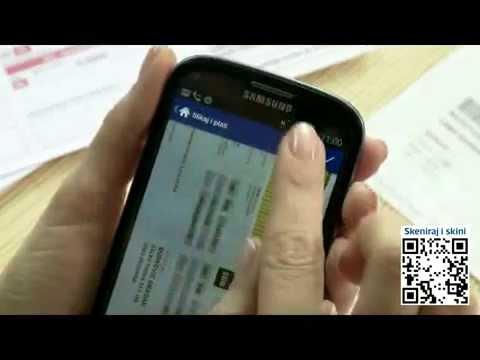 Erste mBanking - Slikaj i plati from YouTube · Duration:  2 minutes 28 seconds