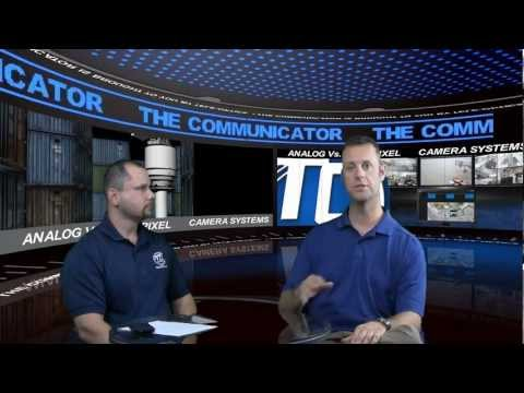 Analog vs IP Cameras - Video Surveillance Systems