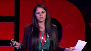 Girls need to lean in too!   Diva Sharma   TEDxWalledCity