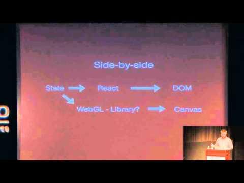 Ricky Vetter - React and WebGL