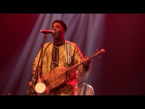 """Hassan Boussou """"Gnawa Racines"""" à Visa for Music - Rabat 23/11/2017"""