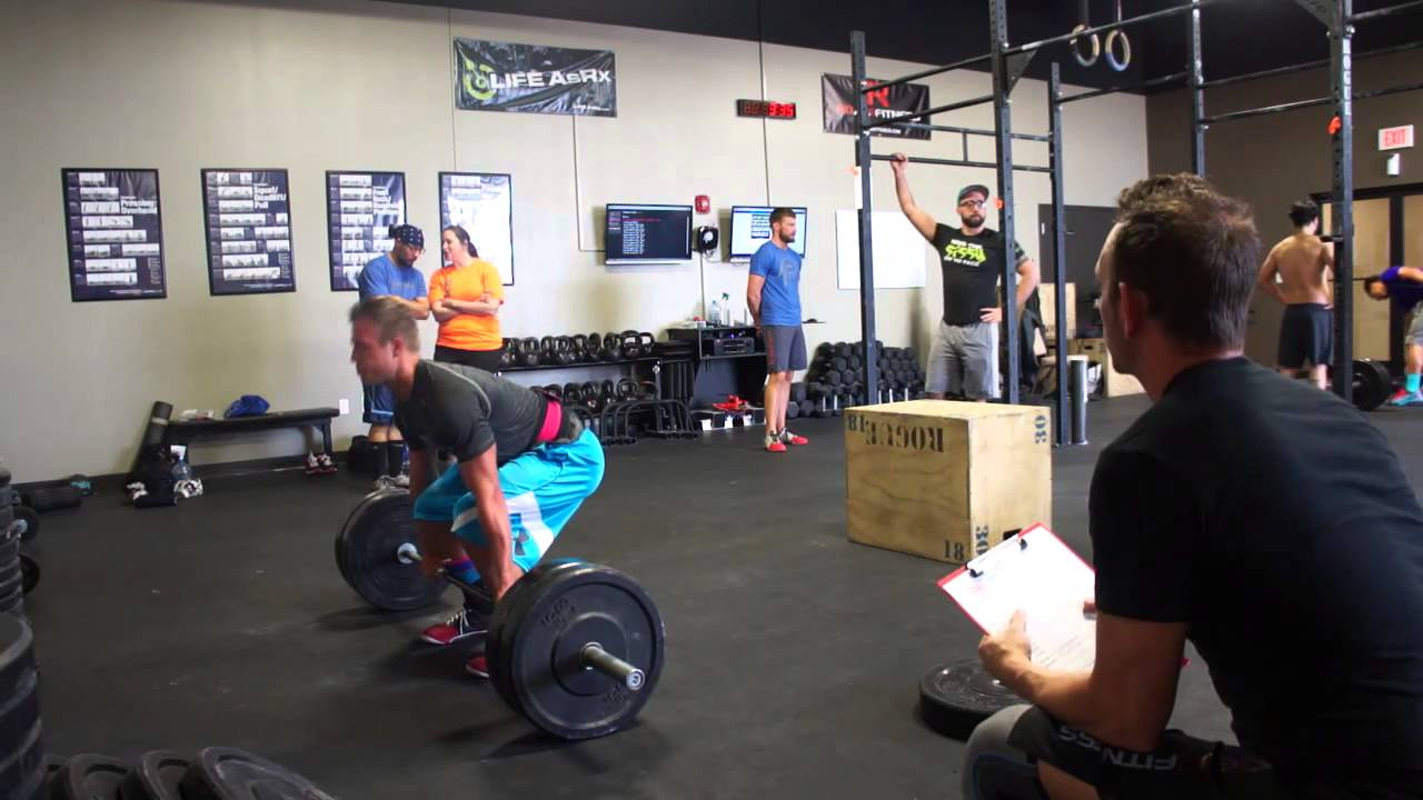 Download Justin Boyd - Choctaw Crossfit - Crossfit Games Open 14.3